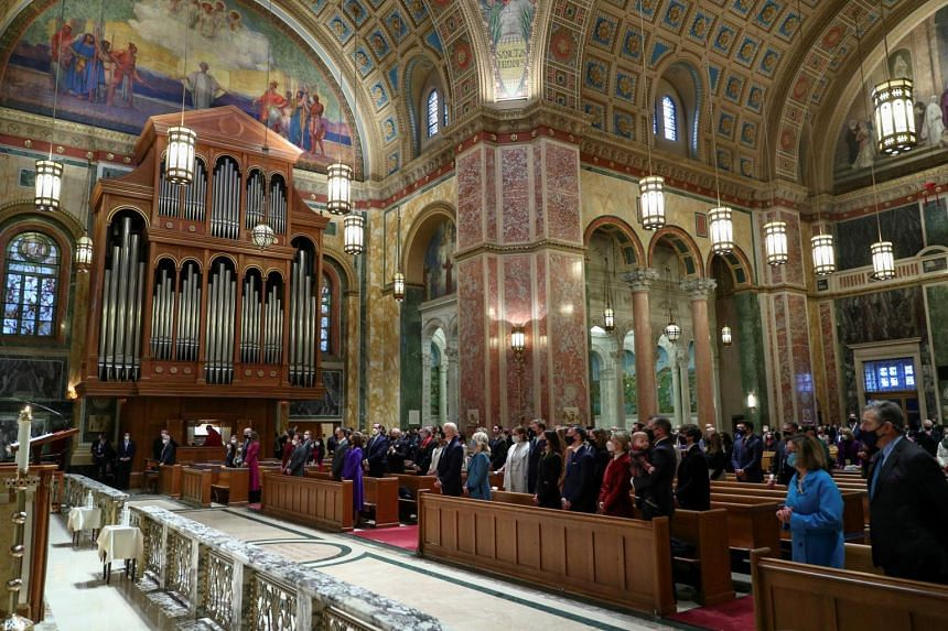 US Catholic Church membership has dropped nearly 20 per cent in the past two decades, according to a Gallup poll in March.