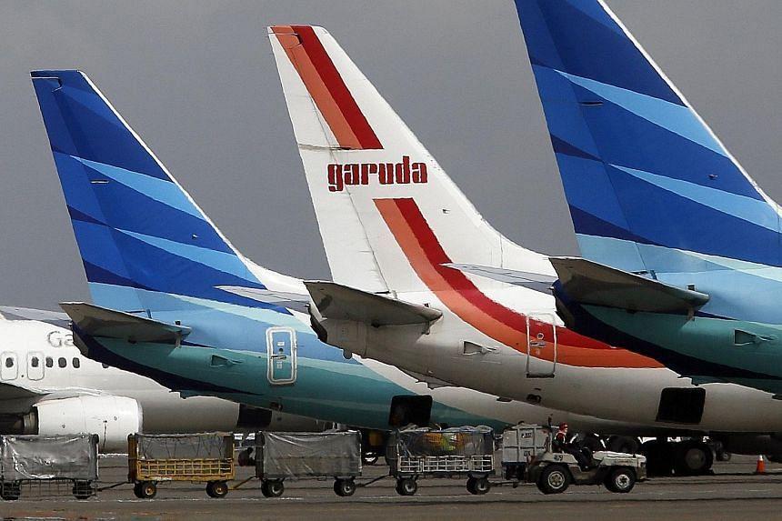 Garuda struggled to make profits even before the Covid-19 pandemic hit.