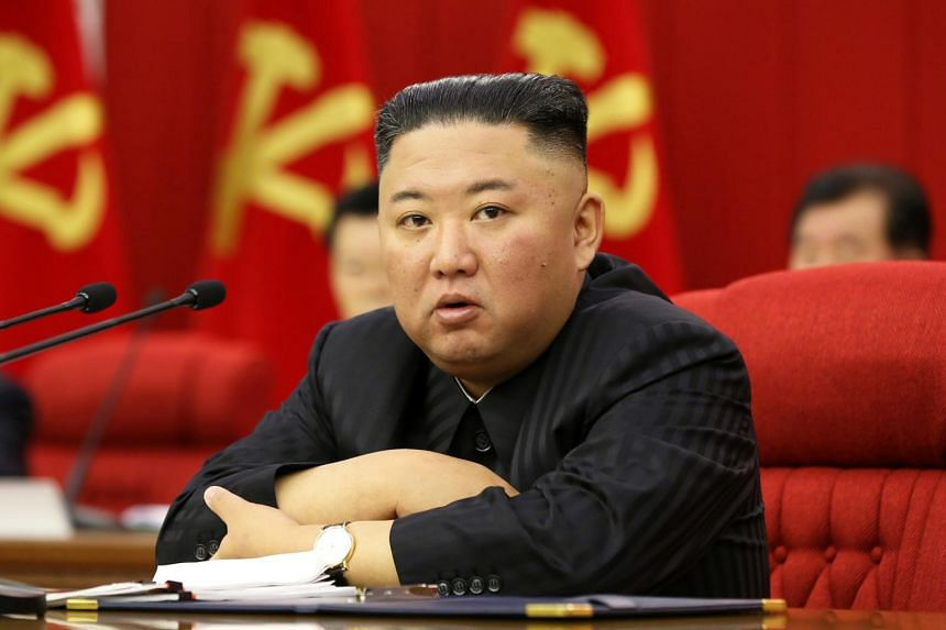 """Mr Kim Jong Un pointed out """"serious problems"""" with their lifestyle."""