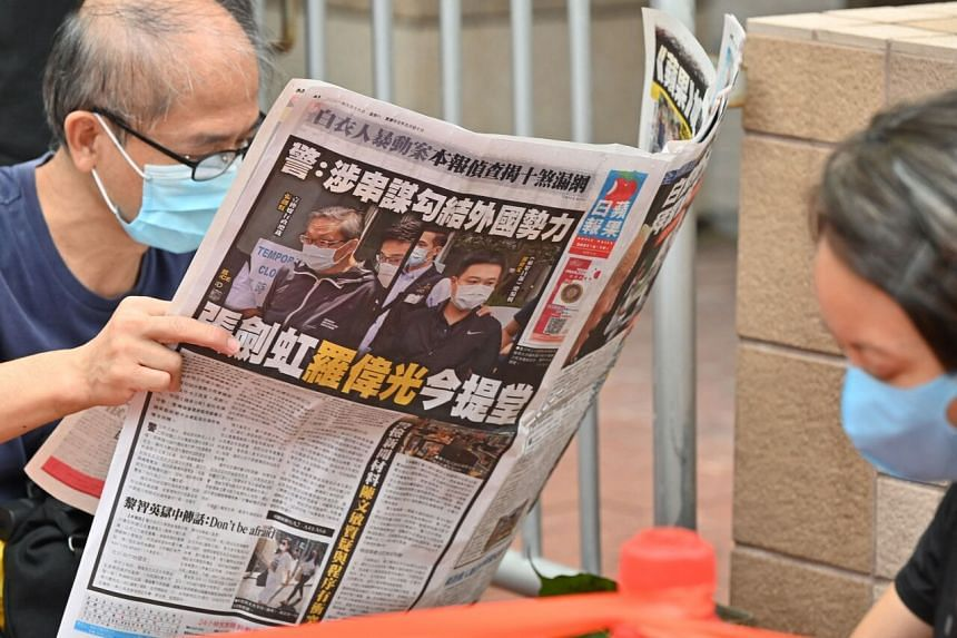 Executives are now examining the practicalities of keeping the newspaper running.