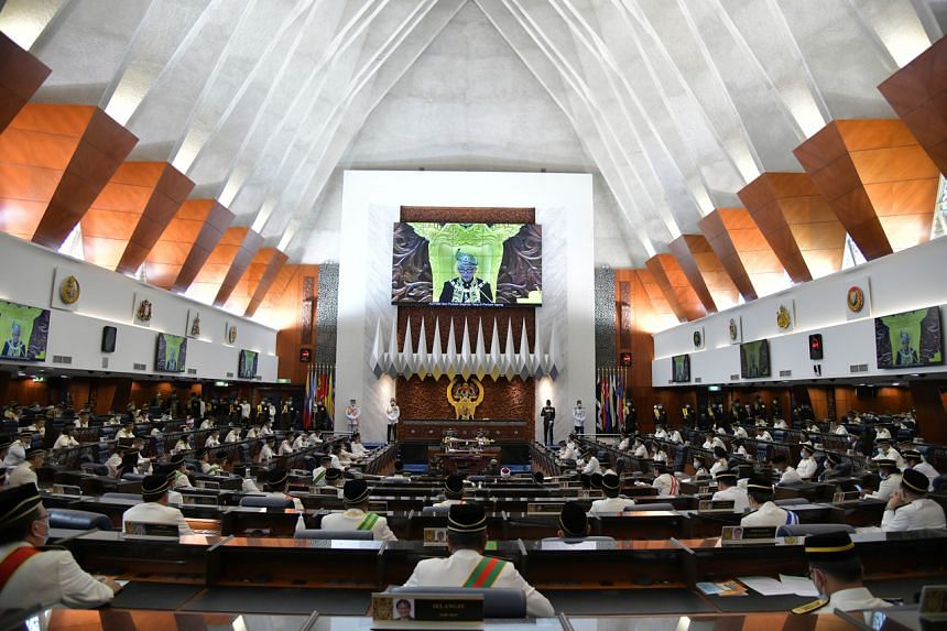 One issue that needs checking is whether the sitting would involve all 220 Members of Parliament being present in the Lower House.