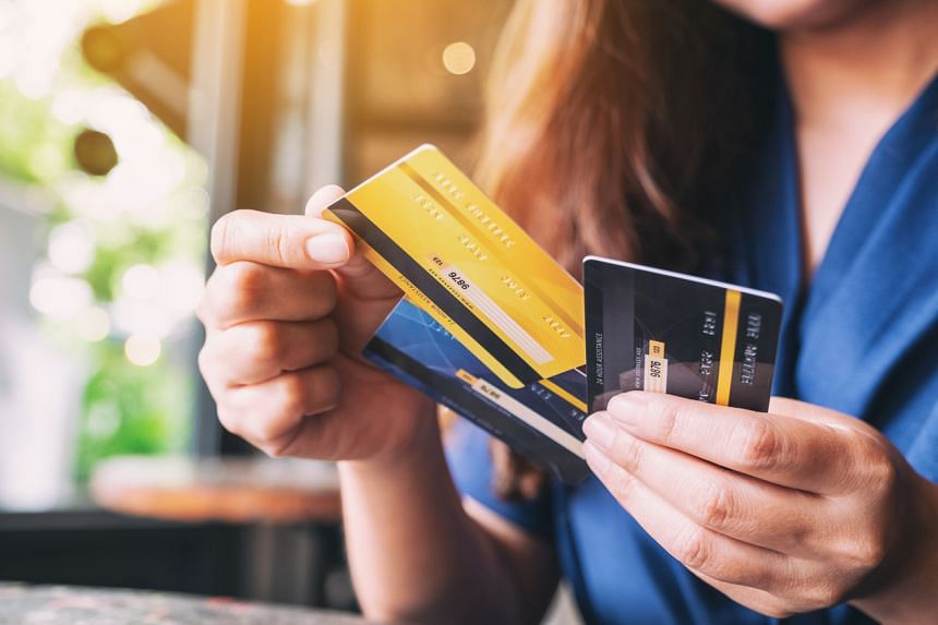 Banks are seeing shifts in the way people use credit cards.