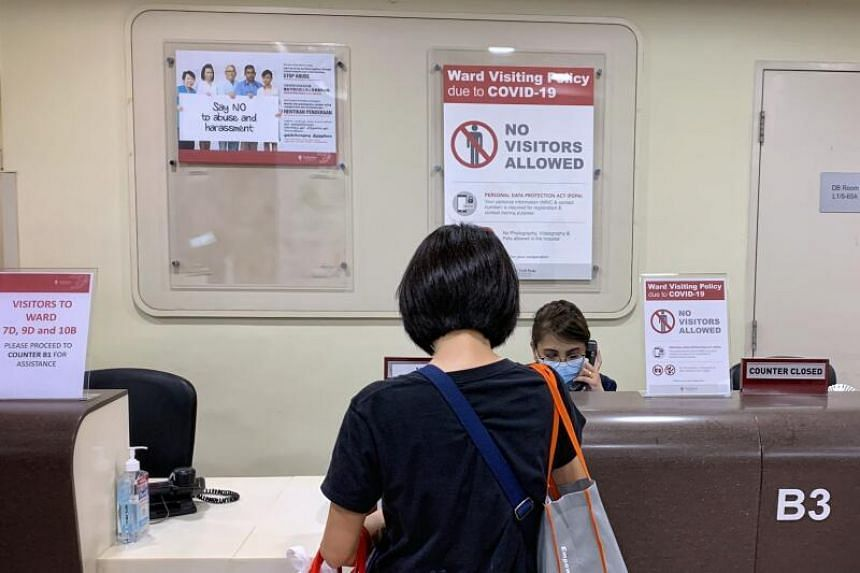 Tan Tock Seng Hospital said it will be offering the tests but did not specify when it will begin doing so.