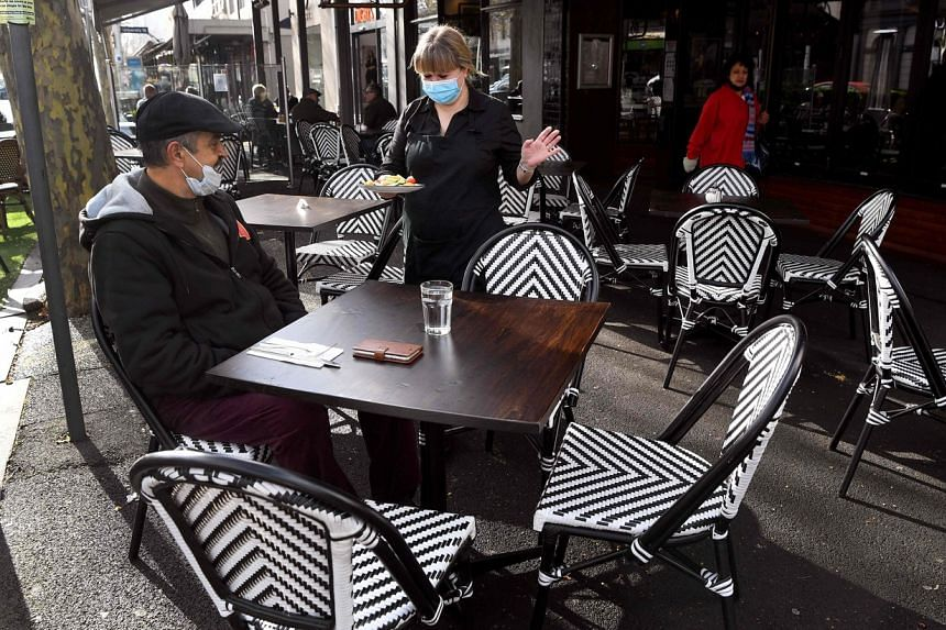 In Melbourne, design guidelines have been created to help restaurants convert to outdoor dining.