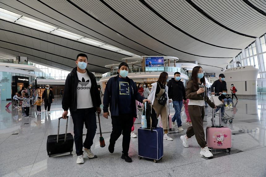 Travellers to mainland China, regardless of nationality, face tough requirements prior to travel.