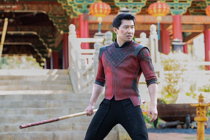 Being a Marvel superhero builds a platform and affords Simu Liu the ability to chase after intellectual property on his own.
