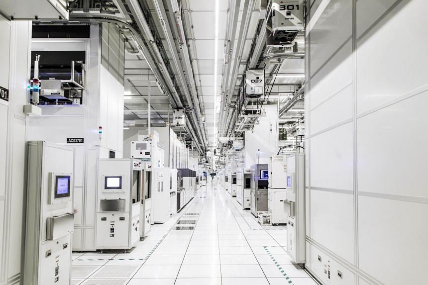 GlobalFoundries has committed $12 billion in fixed asset investments in Singapore since 2010.