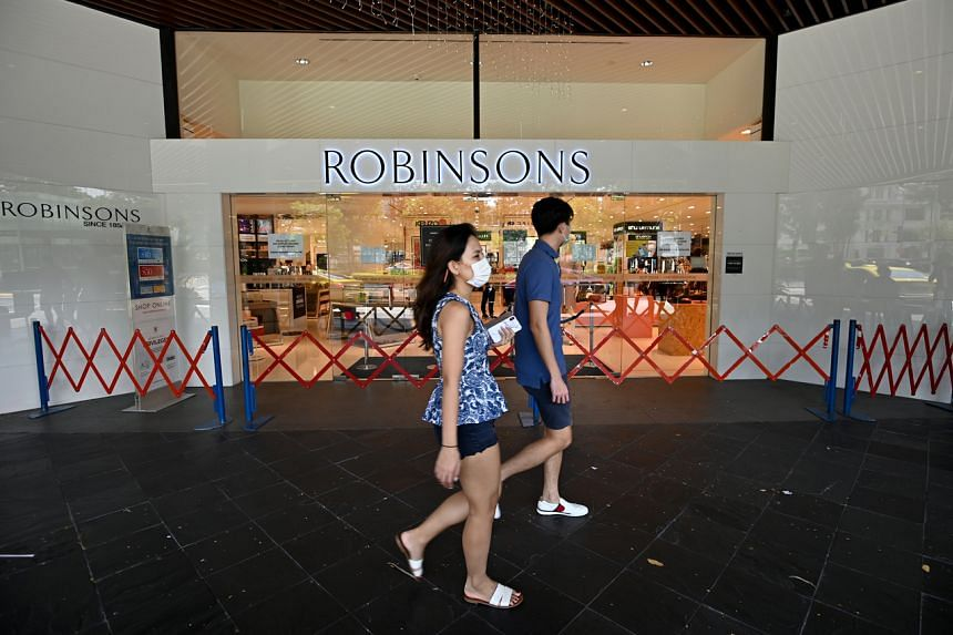 More than 50 brands from the former Robinsons will be returning to the online store.