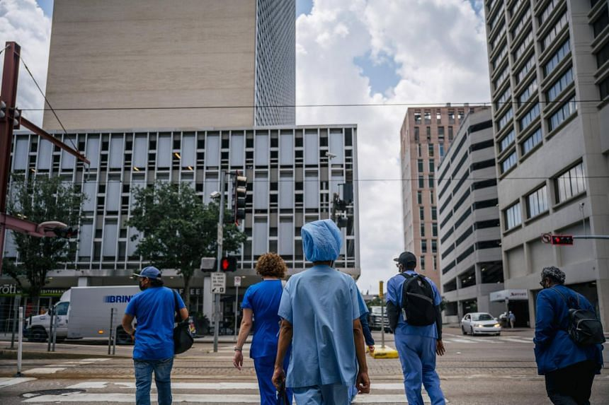 The hospital, Houston Methodist, had told employees that they had to be vaccinated by June 7 or face suspension for two weeks.