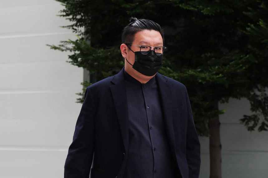 Ng Yu Zhi, one of the two directors of Envy Management Holdings, faces more than a dozen charges of cheating, fraudulent trading and forgery.