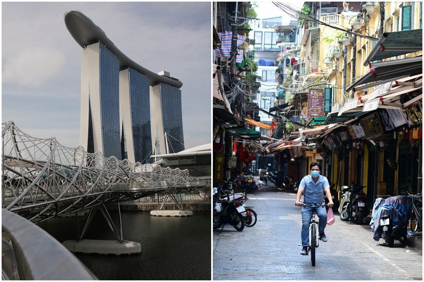 Singapore and Vietnam are working on a mutual recognition of vaccine certificates and testing results to build confidence towards border reopening.