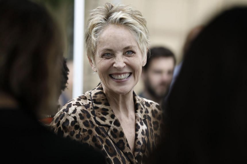 In Sharon Stone's memoir, she writes about how women in Hollywood are pitted against one another.