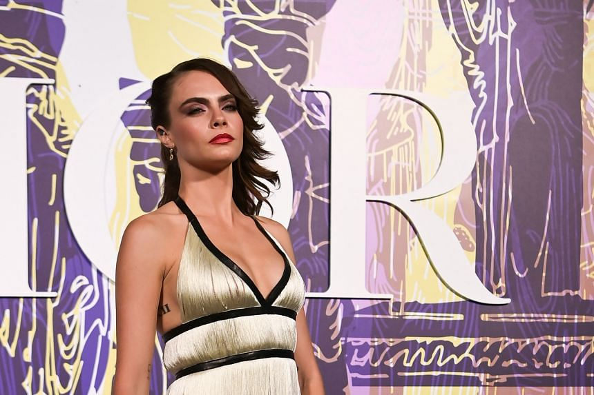 Cara Delevingne added that she hoped plastic surgery would become normalised.