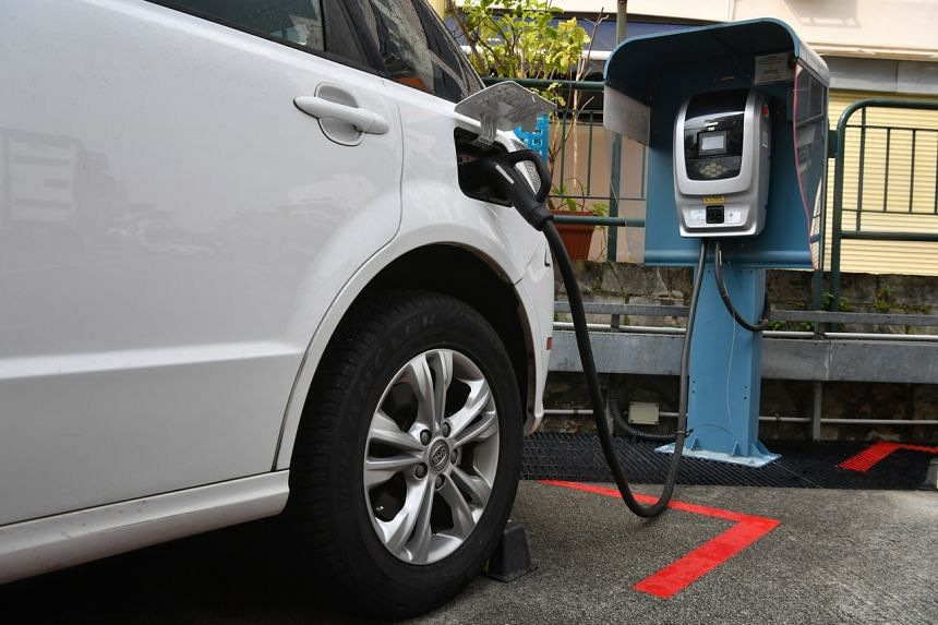 Drivers need only pay the insurance premium pegged to the mileage of their electric vehicles.
