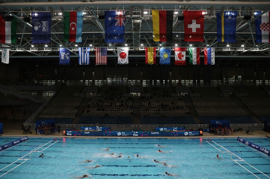 Swimming is a top Olympic sport and will have the most medal events at the Tokyo Olympics next month.