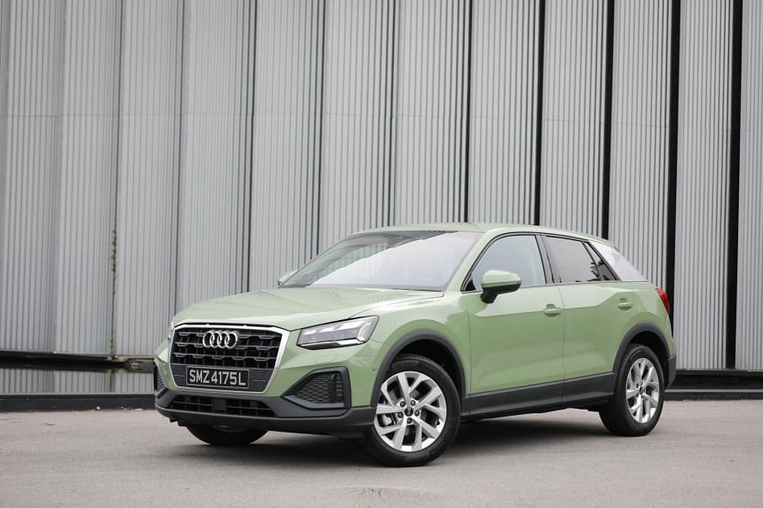 The Audi Q2 is a crossover for those who want to keep things really compact.