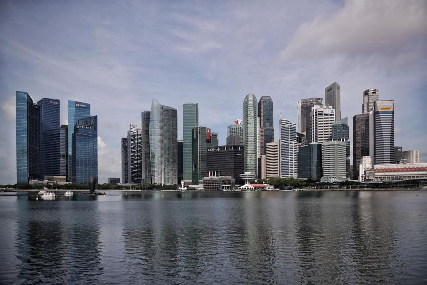 Singapore is forecast to grow GDP by an average of 1.67 per cent in 2020-2022.
