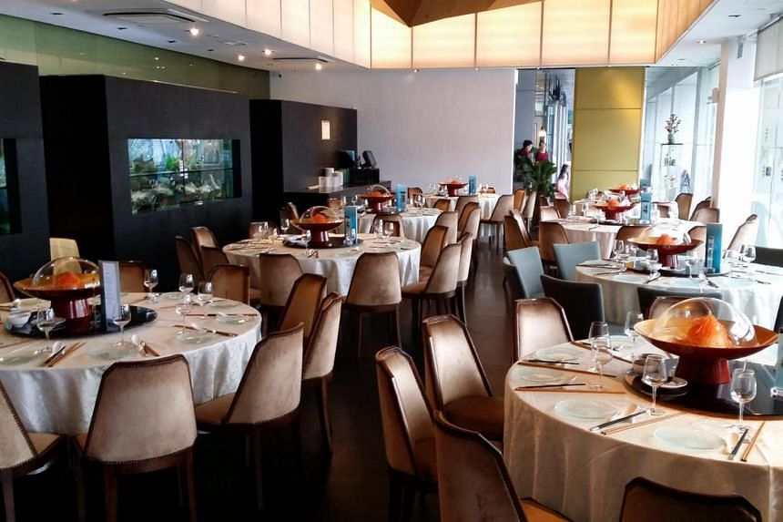 Jing Seafood has been a mainstay in Marina Bay but was forced to bring down the shutters in May.