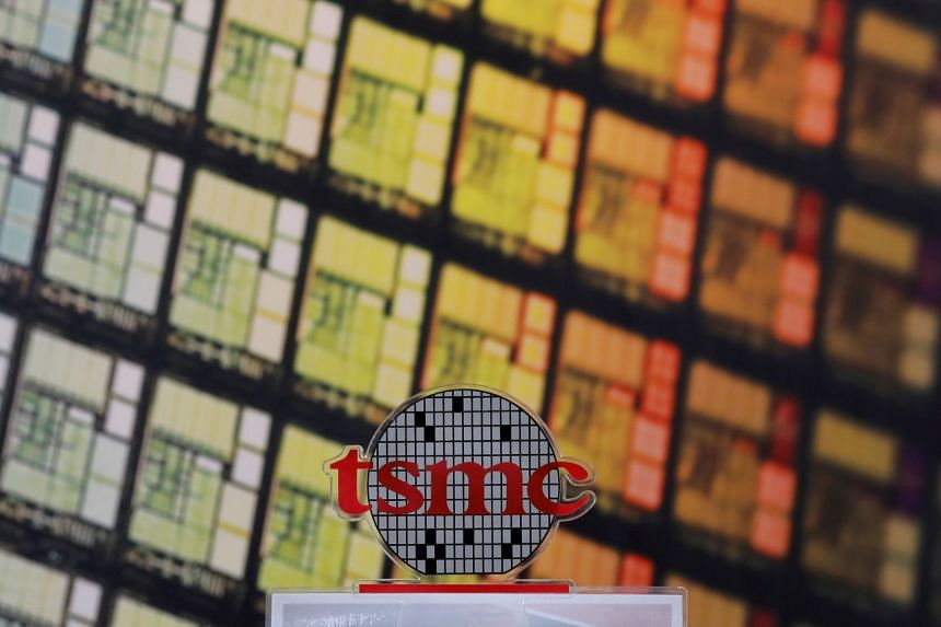 TSMC's revenue in the first quarter of this year was four times that of Samsung's semiconductor division.