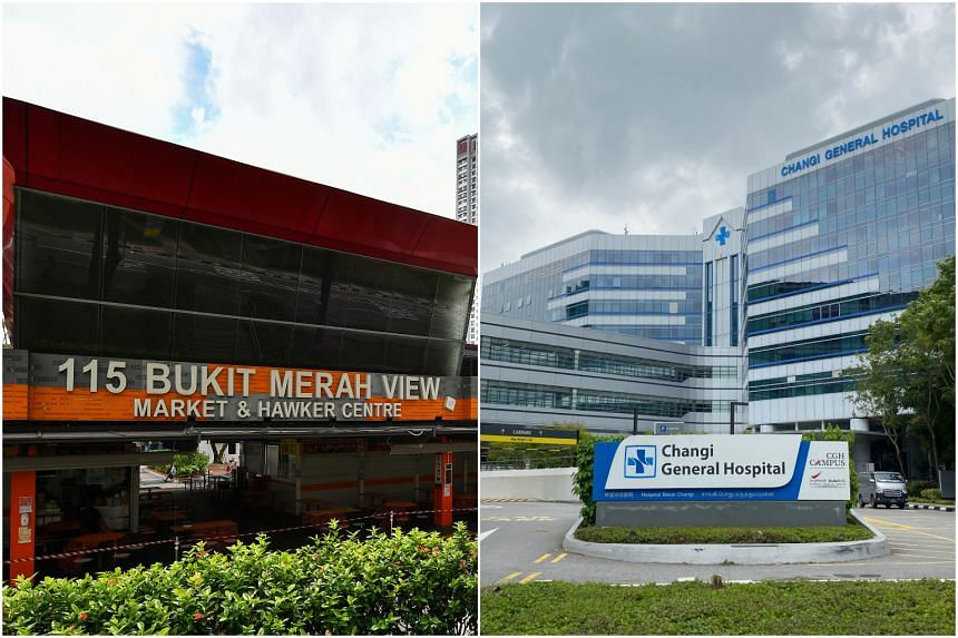 The woman was tested for Covid-19 as part of MOH's community surveillance testing. Meanwhile, a nurse and two porters who work at Changi General Hospital are among new cases.