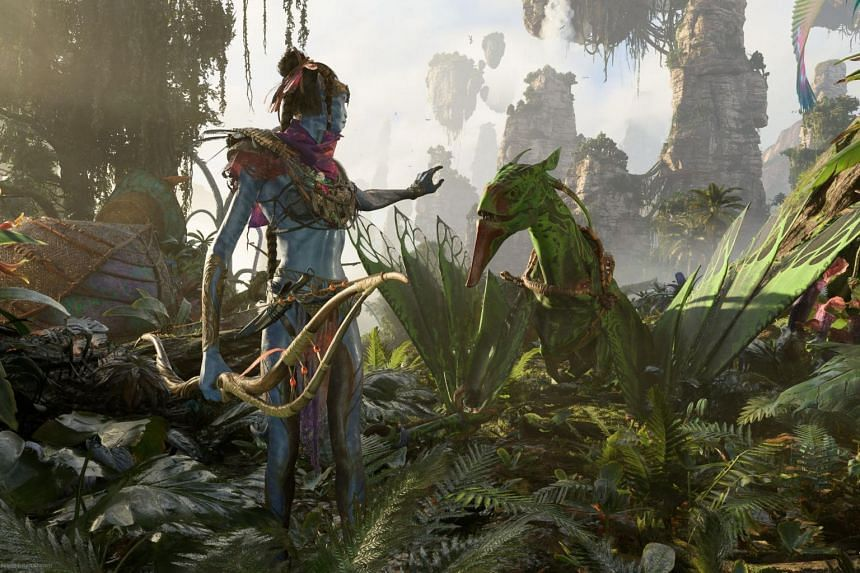 Avatar: Frontiers Of Pandora is set for release in late 2022.