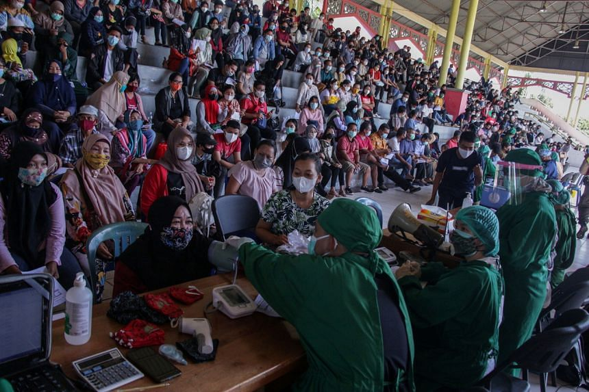 Indonesia has the highest number of coronavirus cases and deaths from Covid-19 in South-east Asia.