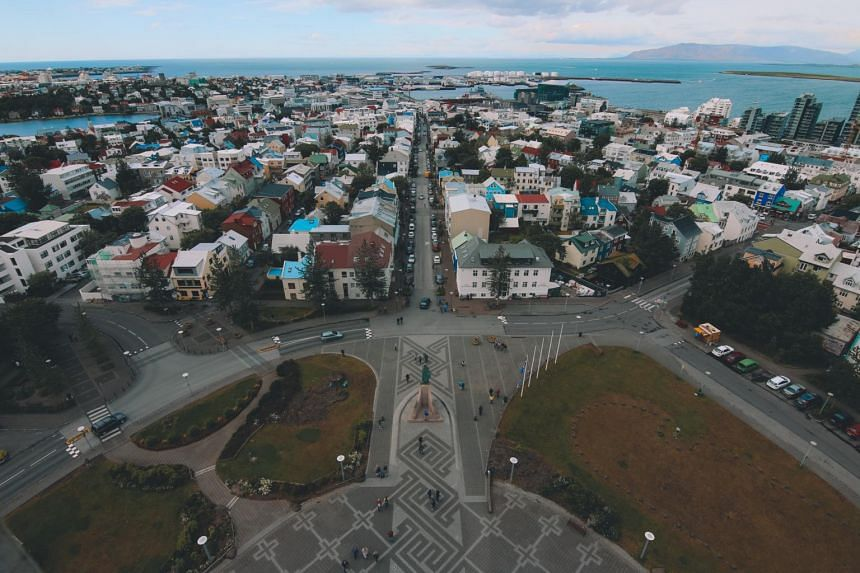 Iceland, with a population of about 369,000, has seen 6,637 cases.