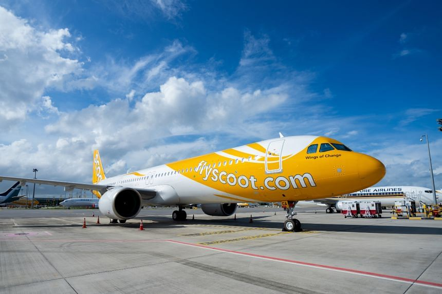 Scoot said it will use the A321neo for flights to Cebu in the Philippines and Ho Chi Minh City in Vietnam from August.