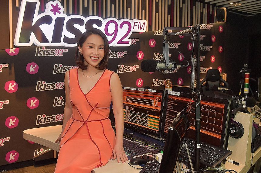 Radio host Maddy Barber will present her last show on the SPH Radio station on July 16.