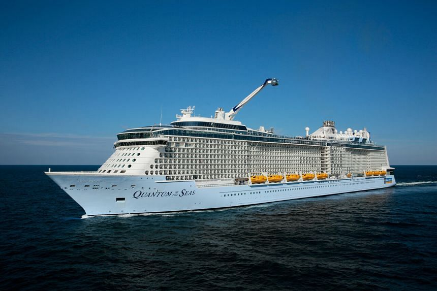 Royal Caribbean International says fewer than 10 per cent of cruisers have gone on multiple sailings.