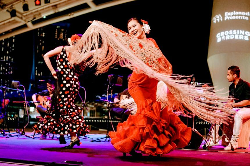 At Spanish Dance Singapore, director Tania Goh teaches flamenco and classical Spanish dance, as well as musical instrument castanets.