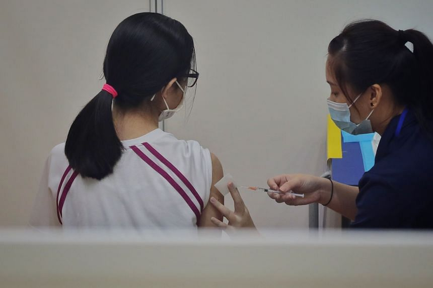 The move by the Ministry of Health to shorten the interval between the two vaccine jabs comes earlier than expected.