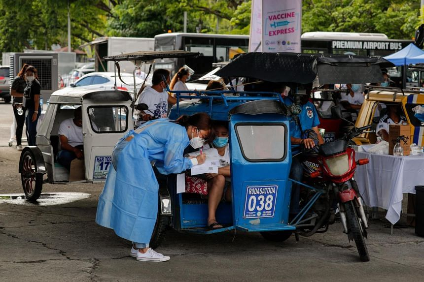New coronavirus cases in the Philippines exceeded 5,000 on June 28, 2020, bringing the total to more than 1.4 million.