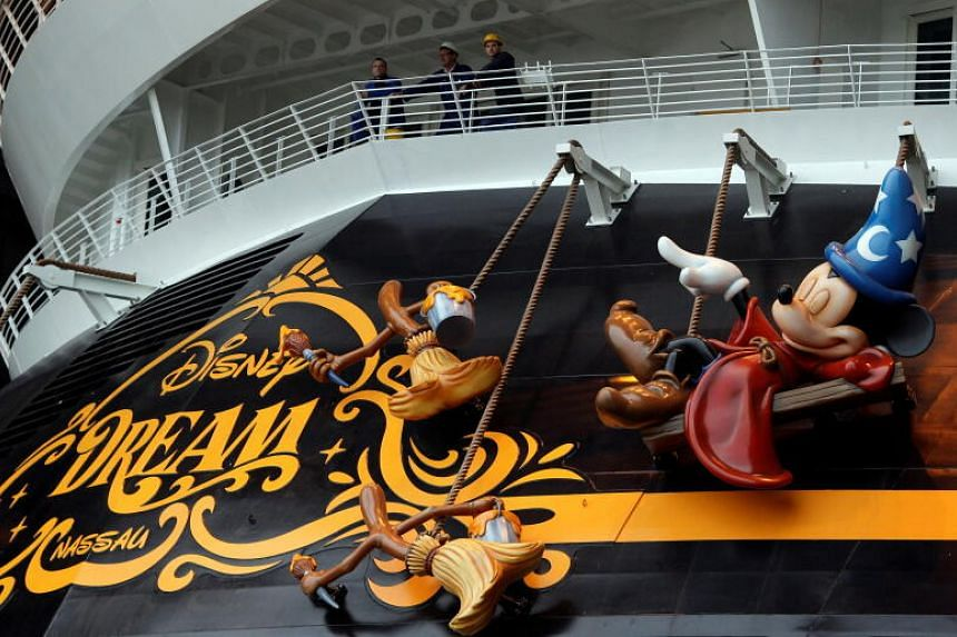 The Disney Dream had been scheduled to set sail on June 29, 2021.