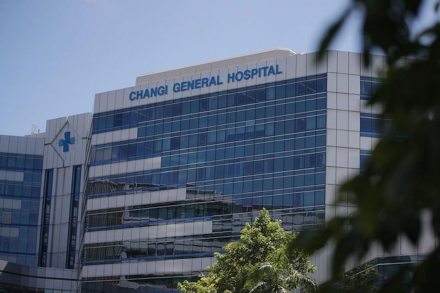 There are now 13 Covid-19 cases linked to the cluster at Changi General Hospital.