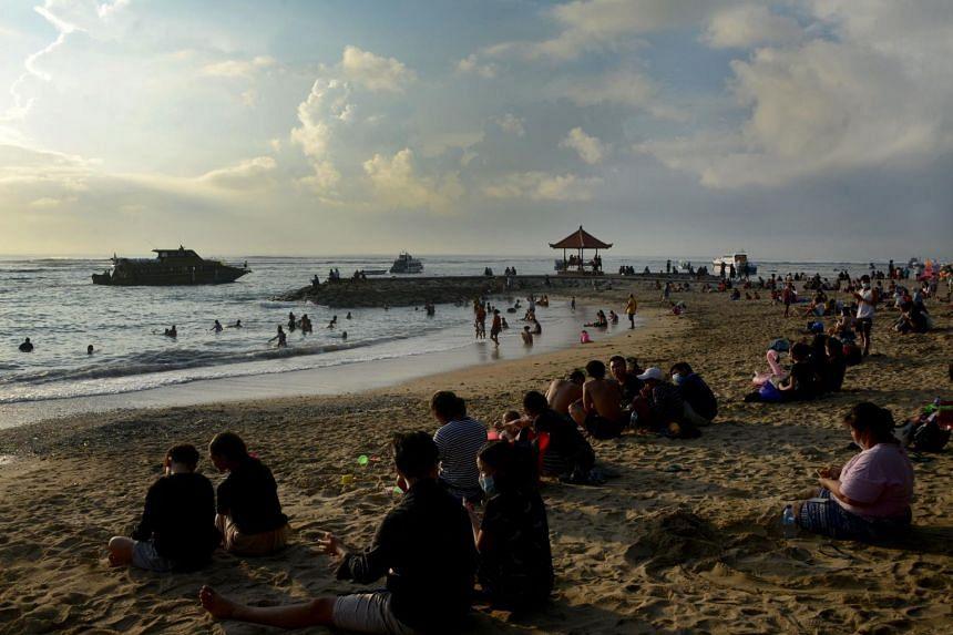 The coronavirus pandemic has devastated the economy of Bali.