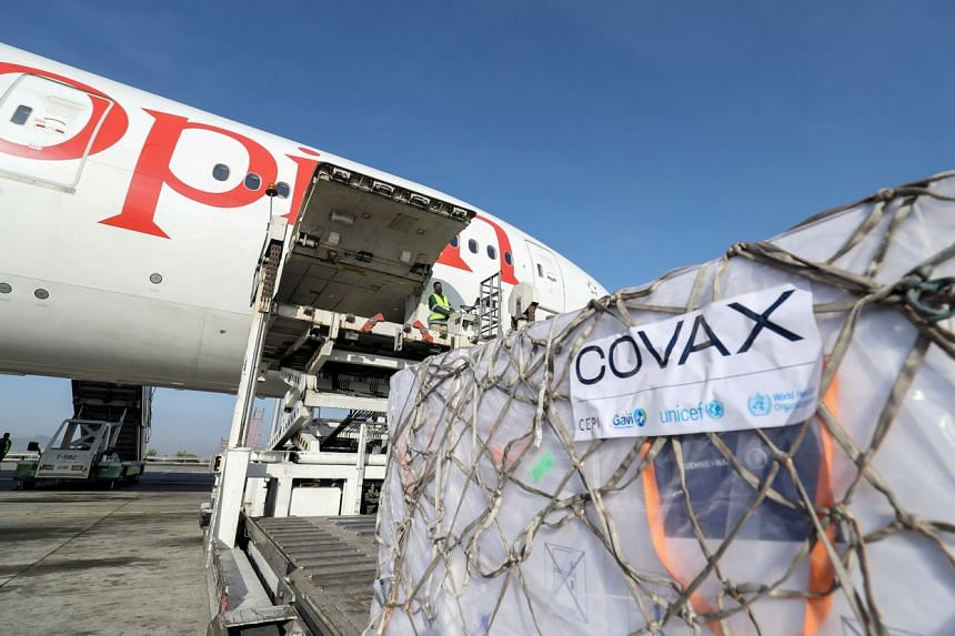 With few shots arriving from Covax, the vaccine sharing initiative, Namibia has turned to Chinese and Russian manufacturers.