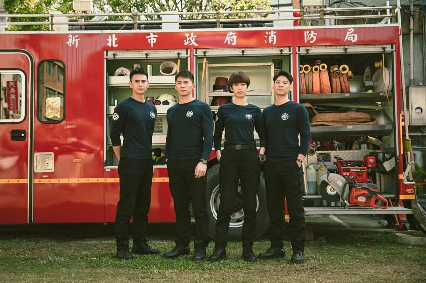 The drama tells the story of four firefighters who juggle the harsh realities of their stressful, often under-appreciated job with their personal lives.