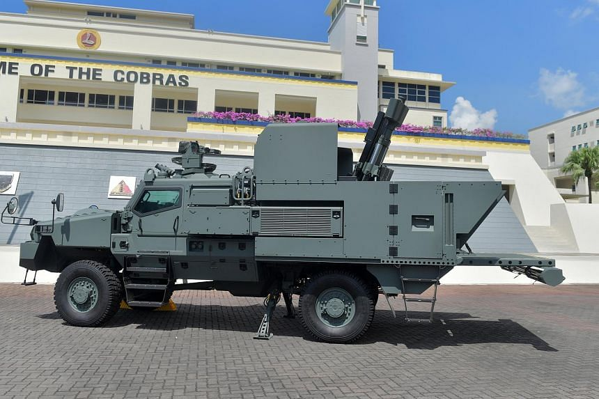 The Belrex Protected Combat Support Vehicle is an advanced mortar system mounted on a protected combat support vehicle that can deploy and fire faster than its predecessor.