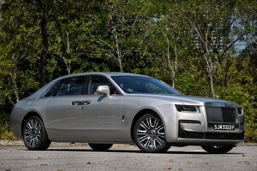 The Rolls-Royce Ghost is seeing strong demand amid a stock shortage in Singapore, says Eurokars Group.