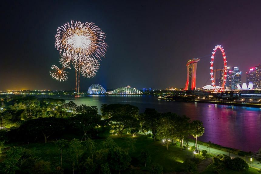 Asked if there would be firework displays, Dr Ng said that Singaporeans need to play their part, and that it would be better to watch any displays from their homes.