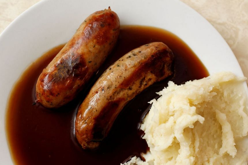 """The row, dubbed the """"sausage war"""", centred on the movement of chilled meats from Britain to Northern Ireland."""