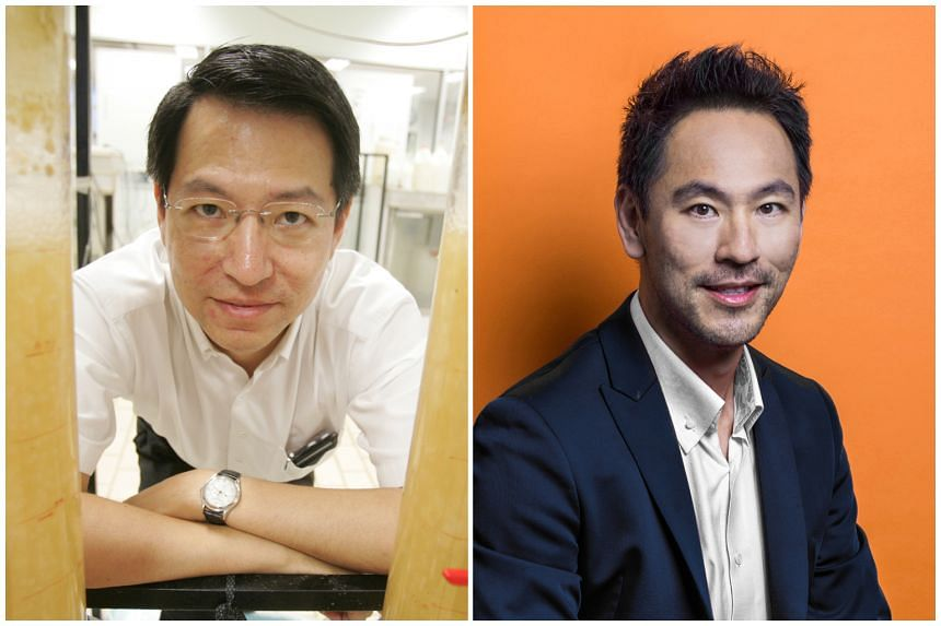 Mr Ong Tze Guan (left) has sued his younger brother Tze Boon and six other shareholders for minority oppression.