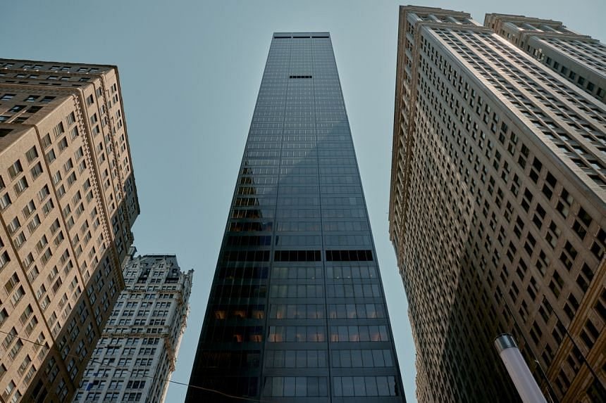 The amount of office space available for lease in Manhattan has soared to the highest rate ever.