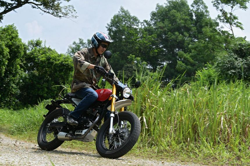 The Mutt Motorcycles Razorback 125 adds unique style and retro charm into segment without a huge price tag.