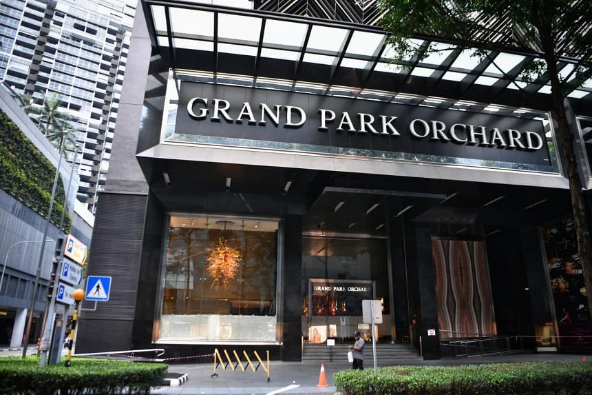 Grand Park Orchard is one of six hotel brands in Singapore under Park Hotel Group.