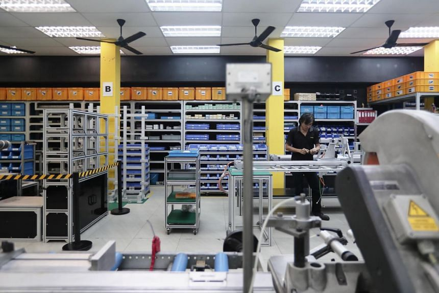 The manufacturing sector has led Singapore's recovery amid the pandemic.