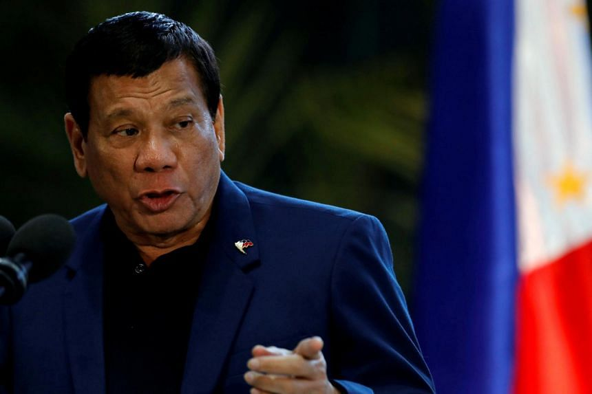 Philippine President Rodrigo Duterte said a vice-presidential run would also help him retain political leverage.