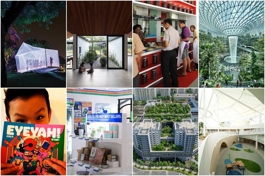 Of the 129 entries received for the 2020 awards, 38 design and architecture projects were shortlisted for Design of the Year.