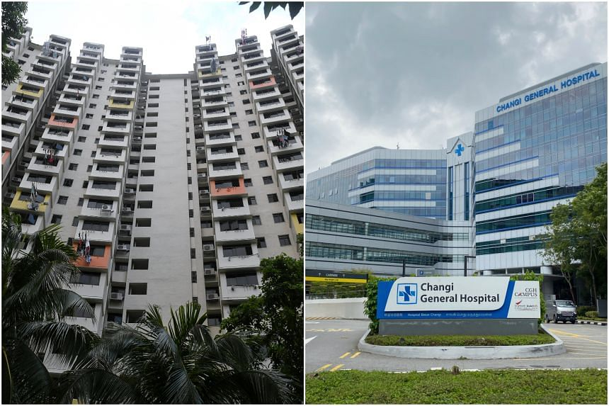 The four new locally transmitted Covid-19 cases announced on July 3 are linked to the clusters at 105 Henderson Crescent and Changi General Hospital.